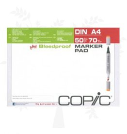 Copic A4 Marker Pad 50 vel