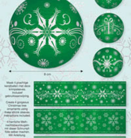 Studiolight CHRISTMAS SLEEVES, SPARKLING CHRISTMAS 03