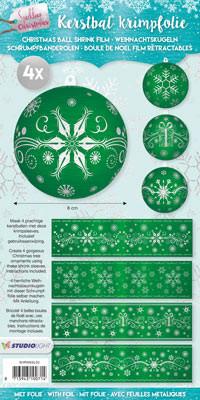 Studiolight CHRISTMAS SLEEVES, SPARKLING CHRISTMAS 03