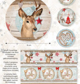 Studiolight CHRISTMAS SLEEVES, SCANDINAVIAN 06