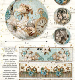Studiolight CHRISTMAS SLEEVES, WINTER MEMORIES 11
