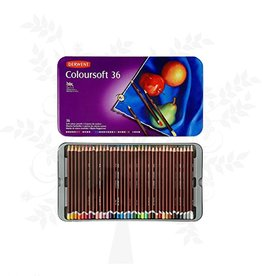 Derwent DERWENT COLOURSOFT TIN (36)