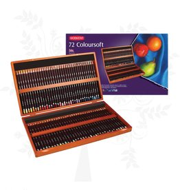 Derwent DERWENT COLOURSOFT (72) BOX