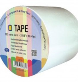 Je Je Produkt Double-sided adhesive tape 15 m x 100 mm