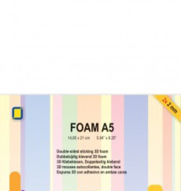 Je Je Produkt Foam A5 2mm 2x