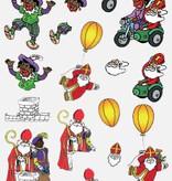 Hobby Idee 3D vel Sinterklaas Hobbyidee