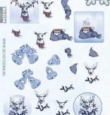 Hobby Idee 3D vel Kerst Hobbyidee Winter Memories