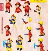 Hobby Idee 3D vel Brandweer Hobbyidee
