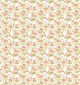 Hobby Idee Hi A4 Basisvel Bloemenpatroon