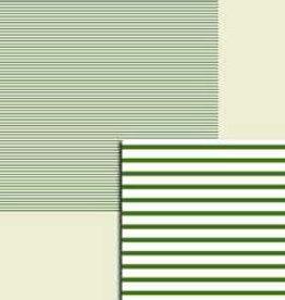Wekabo Achtergond vel 214 - Streep donker groen