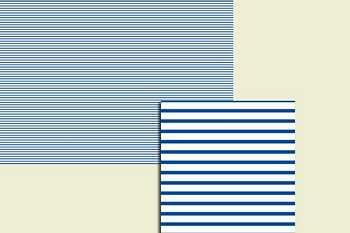 Wekabo Achtergond vel 215 - Streep donker blauw