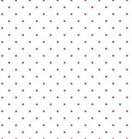 Wekabo Achtergond vel 237 - Stippen rood