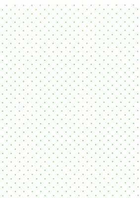 Wekabo Achtergond vel 258 - Stippen lente groen