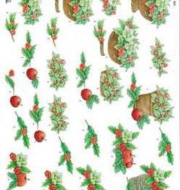 Wekabo 3D vel Kerst