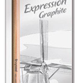 Bruynzeel-Sakura Bruynzeel Expression Graphite 6