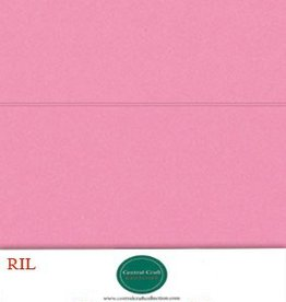 Hobbycentraal A5 Kaartkarton roze
