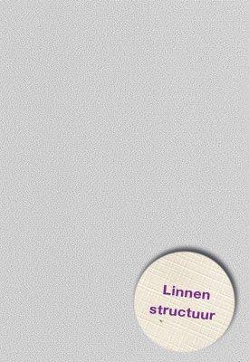 Hobbycentraal A5 Karton Linnen  10 vel   grijs