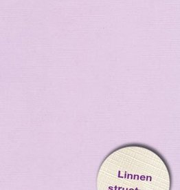 Hobbycentraal 13,5 x 27 cm  Linnen 10 vel Lila