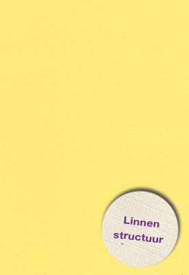 Hobbycentraal A4 Karton Linnen  oker