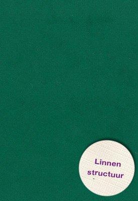 Hobbycentraal A4 Karton Linnen  Kerst groen
