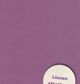 Hobbycentraal A4 Karton  Linnen Paars