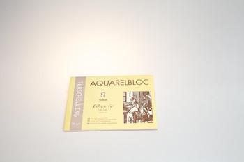 Terschelling AQUARELBLOC Classic 18x24 cm 200 grams
