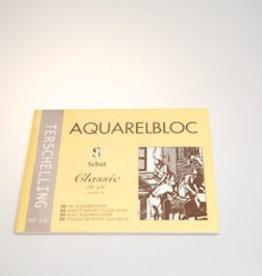 Terschelling AQUARELBLOC Classic 24x30 cm 200 grams