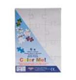 Collall Color Me puzzle A5 zonder frame