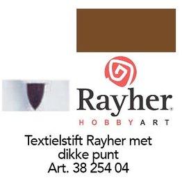 Rayher Textielstiften Rayher, dikke punt