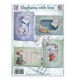 Creatief Art Elephants With Love
