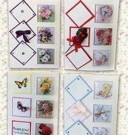 Creatief Art Pakket Frame Cards 01