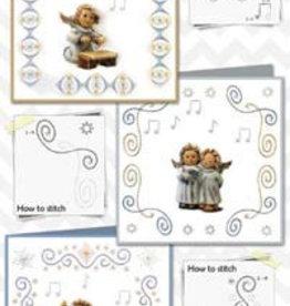 Creatief Art Crea Stitch kaartpakket 03