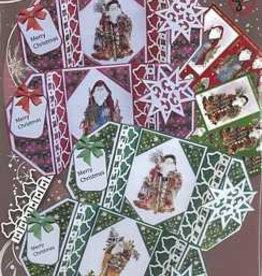 Creatief Art Kaartpakket Kerst