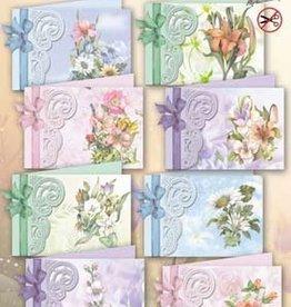 Creatief Art Transparent Flowers 01 SWK85-0087