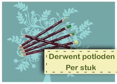 Derwent Bleistifte pro Stück