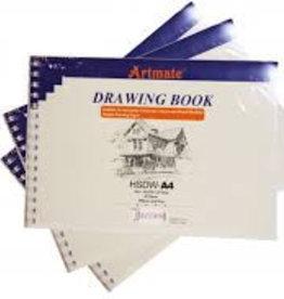 Artmate Drawing book 100 gr acid free 50 sheets