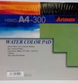 Artmate Artmate watercolour pad A4 300 gr 12 sheets