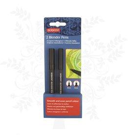 Derwent Derwent 2 blender pens 2 & 4 mm