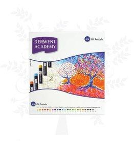 Derwent Derwent Academy Oil Pastels 24 pcs