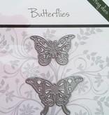 Romak Romak snijmal Butterflies