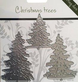 Romak Romak Die Christmas trees