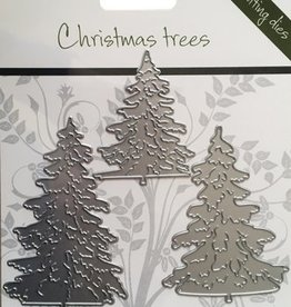 Romak Romak snijmal Christmas trees