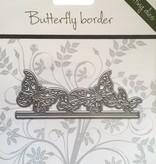 Romak Romak snijmal Butterfly border