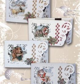 Creatief Art Kaartenpakket Staf wesenbeek Kerst