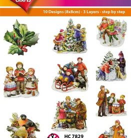 Hearty Crafts Easy 3D - Winter Season