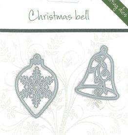 Romak Romak snijmal Christmas bell