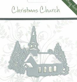 Romak Romak snijmal Christmas Church