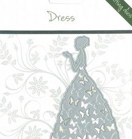 Romak Romak snijmal Dress