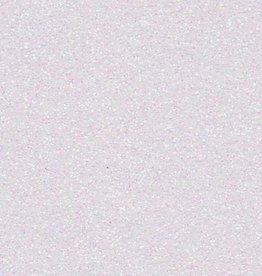 Romak Glitterpapir Hvid A4