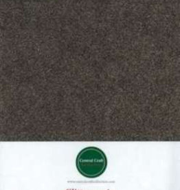 Central Craft Collection Glitzer Papier braun A4